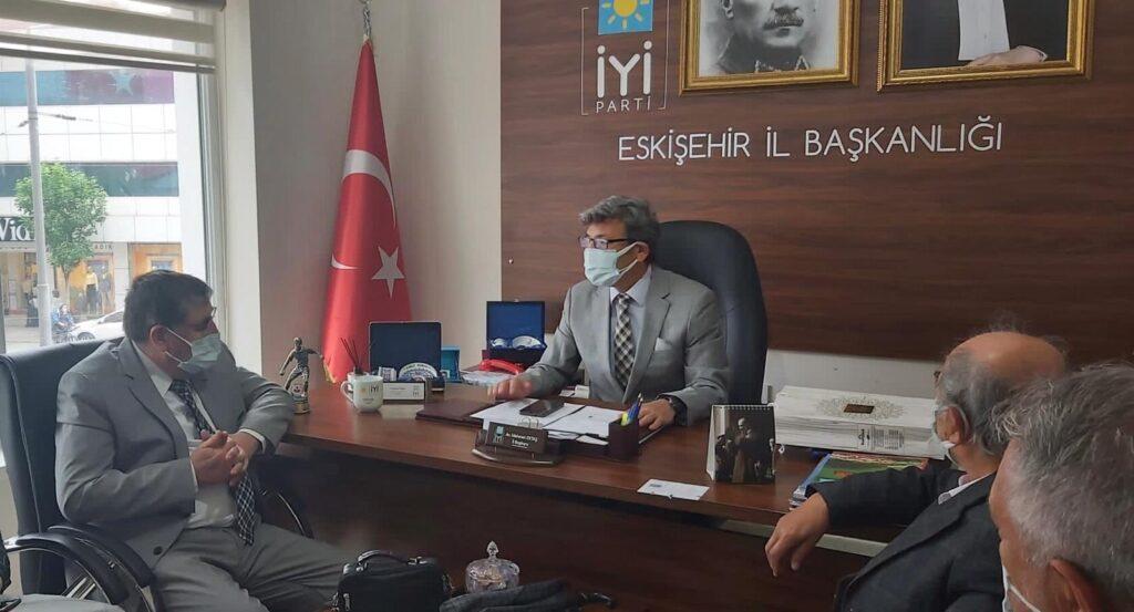 WhatsApp Image 2021 05 22 at 17.53.31 1024x553 - SEV'den İYİ Parti'ye Ziyaret