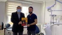 Diş Hekimi Ahmet Görgün'e Ziyaret