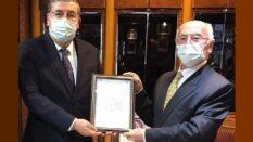 Vakfımızın Kurucu Başkanı Atilla Şamdan